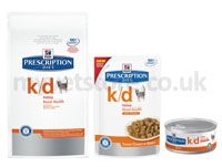 Hill's Prescription Diet Feline k/d